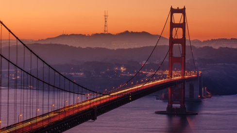 sea-structure-sunrise-sunset-bridge-skyline-morning-dawn-golden-gate-bridge-san-francisco-suspension-bridge-dusk-transportation-evening-reflection-usa-america-bay-landmark-suspension-cal